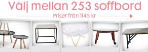 Rabatt på möbler