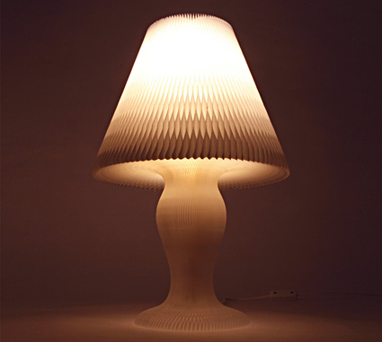 papperlampa