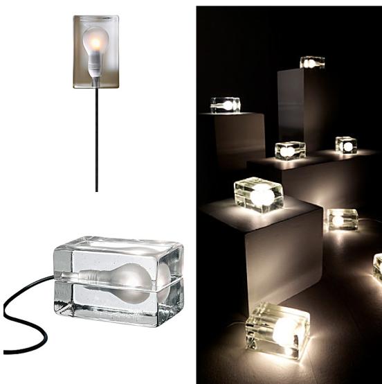 Läcker bordslampa från Design House Stockholm